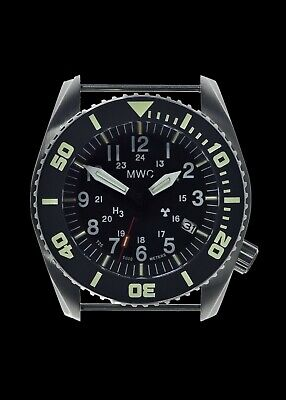 $ CDN542.92 • Buy MWC  Depthmaster  100atm / 3,280ft / 1000m Water Resistant Military Divers Watch