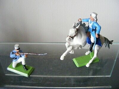 Britains Deetail Toy Soldiers - French Foreign Legion Soldiers X 2 • 4.99£