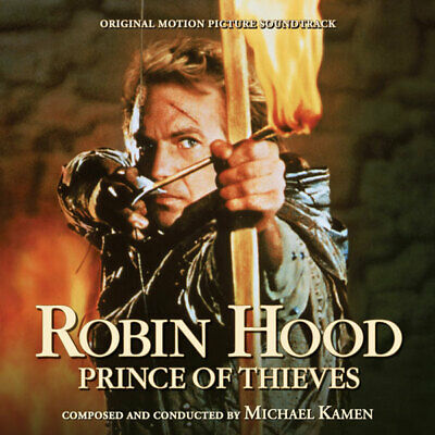 MINT Robin Hood Prince Of Thieves Expanded Soundtrack 4CD SET ⭐US SELLER⭐19CDR11 • 50.80£