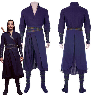 $ CDN79.73 • Buy Picard-Elnor Cosplay Costumes Halloween Outfit Carnival Suit