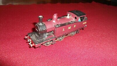 KIT BUILT K'S WILLS 00 GAUGE LMS Ex MIDLAND CLASS 1121 0-6-0 '1854' RUNNER TIDY • 50£