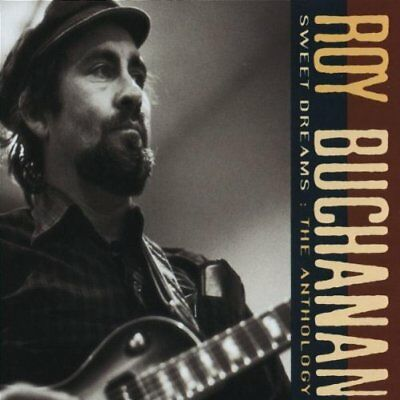 Roy Buchanan Sweet Dreams The Anthology 2 Cdcountry Blues Music New • 6.99£