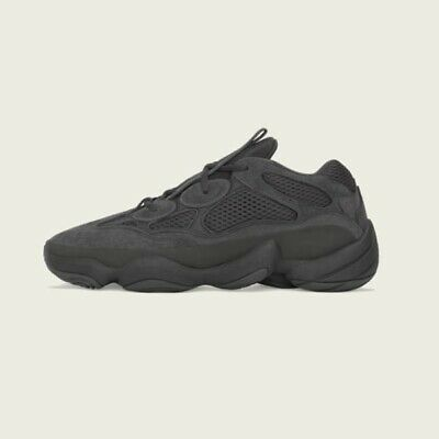 $ CDN518.35 • Buy Adidas Yeezy 500 Utility Black Size 6.5 F36640 CONFIRMED