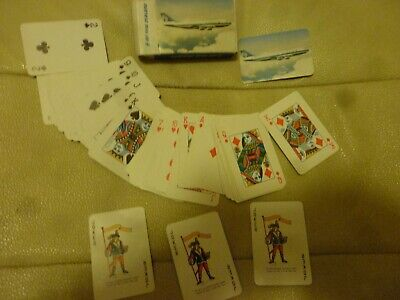 A Small Pack Of Air New Zealand Playing Cards  • 0.22£
