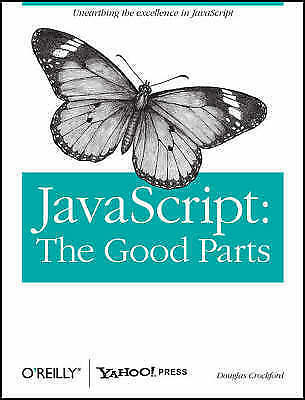 JavaScript: The Good Parts By Douglas Crockford, NEW Book, FREE & FAST Delivery, • 16.98£