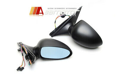 $349.99 • Buy M5 Look Auto Fold Electric Heating Mirrors Memory Fits BMW E60 E61 5-Series LHD