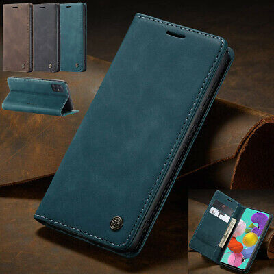 AU11.99 • Buy For Samsung Galaxy S20 FE A21S A51 Flip Leather Magnetic Wallet Case Stand Cover