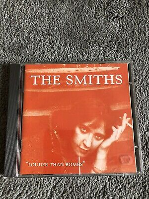 The Smiths Louder Than Bombs CD • 0.99£