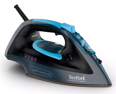 View Details Tefal FV1611G0 Steam Iron Maestro Access Protect OneTemp 2100w Black & Blue • 12.99£