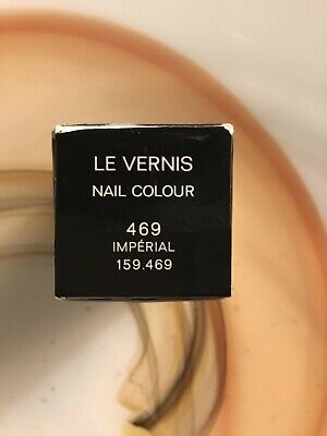 Chanel Le Vernis Nail Colour Shade 469 Imperial, BN. • 7.99£