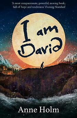 I Am David By Anne Holm (English) Paperback Book Free Shipping! • 7.66£