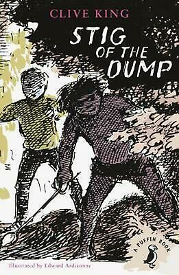 Stig Of The Dump By Clive King (English) Paperback Book Free Shipping! • 8.30£