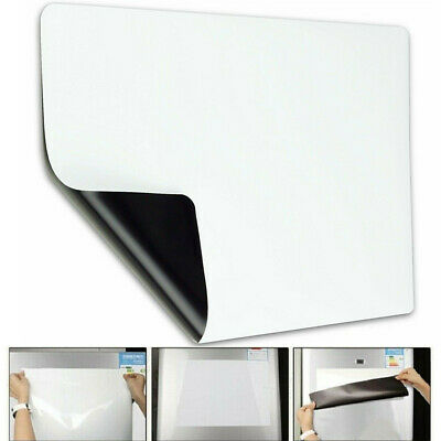 £3.49 • Buy 21x15cm Fridge Notice A5 Board Magnetic Memo WeeklyFamily Planner Whiteboard Aid