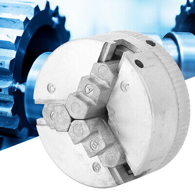 Durable For Mini Lathe Clamping Diameter 1.8-56mm Self Centering Three Jaw Chuck • 16.99£