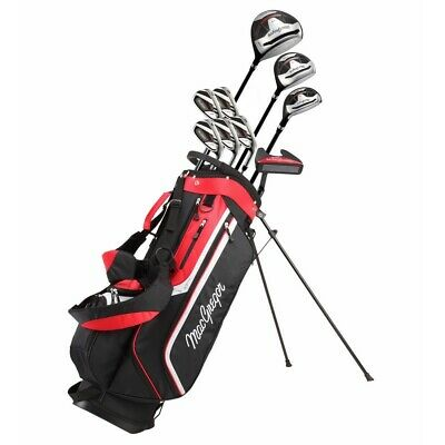 AU387.48 • Buy MacGregor Golf CG3000 Golf Clubs Set With Bag, Mens Right Hand