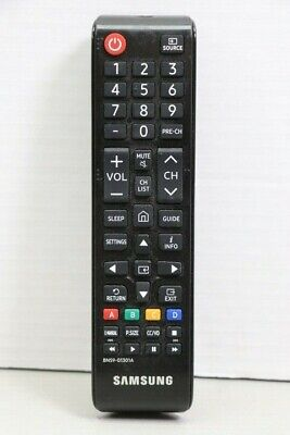 $ CDN3.63 • Buy Samsung BN59-01301A Smart TV Remote Control Has Not Been Tested (LOC 42B)