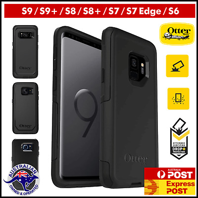AU38.90 • Buy OtterBox Commuter Samsung Galaxy S9 Plus + S8 S7 Edge S6 Slim Tough Case Cover