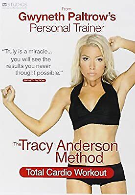 £3.22 • Buy The Tracy Anderson Method: Total Cardio Workout [DVD], , Used; Good DVD
