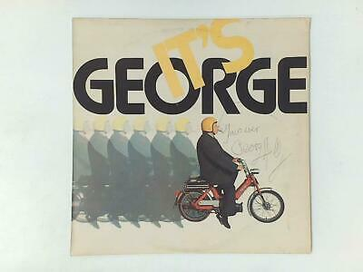It's George LP Signed (George Melly - 1974) K 56087 (ID:16069) • 9.69£
