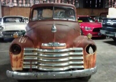 U.K. Registered GMC 100 Chevrolet 3100 Chassi With V5 1946-1955 Straight 6 V8 • 2,500£