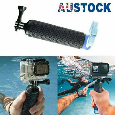 AU13.98 • Buy Water Floating Hand Grip Handle Mount Accessories For Gopro Hero & Action Camera