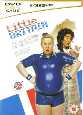 £1.95 • Buy Little Britain - The Only Game In The Village (DVD, 2005)
