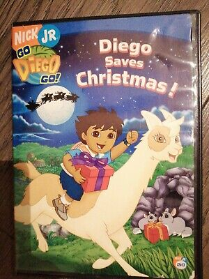 Go Diego Saves Christmas! New Dvd • 2.50£