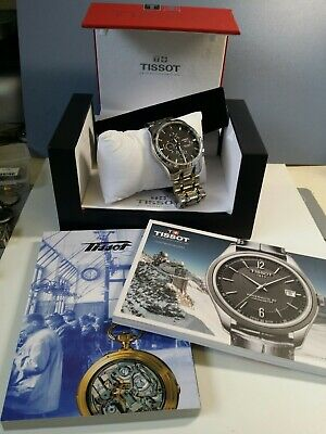 Tissot Mens Watch 1853 Chronograph Automatic Excellent Condition  • 350£