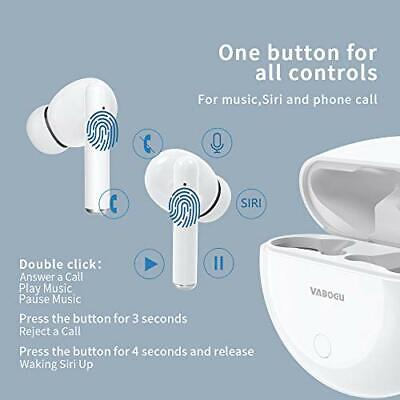 $ CDN18.97 • Buy Bluetooth Wireless Earbuds Headset For Apple IPhone IPod IPad Samsung Android