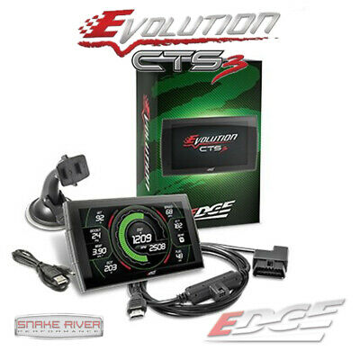 $540.95 • Buy Edge Cts 3 Evolution Programmer For 04-20 Ford F-150 99-14 F-250 Gas 85450-150
