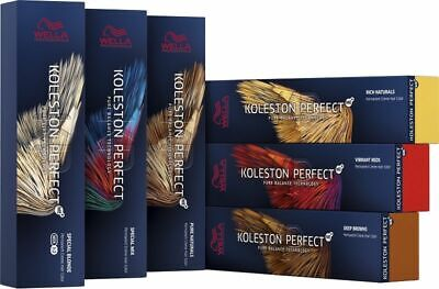 Wella Koleston Perfect ME+ 60ml Full Range Available-FAST DELIVERY AVAIILABLE • 8.45£
