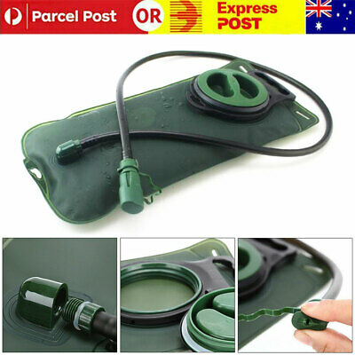 AU21.48 • Buy 3L TPU Water Bladder Bag BackPack Hydration System Camelbak Pack Outdoor Camping