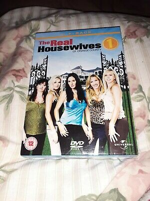 £29.99 • Buy The Real Housewives Of Orange County: Series 1 DVD (2007) SEALED