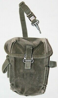 $19.99 • Buy Original Vietnam M-1956 Universal Small Arms Ammunition Pouch, 1966 Dated