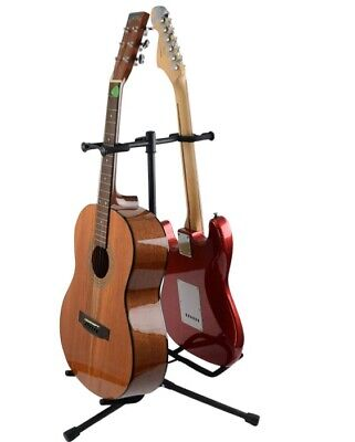 $ CDN88.75 • Buy Guitar Folding A-Frame Stand For Acoustic And Electric Guitars