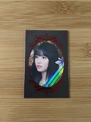 Kpop Twice Official Withdrama Pre Order Momo Photocard Eyes Wide Open • 4.95£