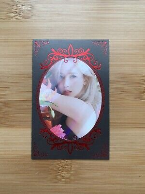 Kpop Twice Official Withdrama Pre Order Mina Photocard Eyes Wide Open • 4.95£