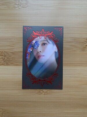 Kpop Twice Official Withdrama Pre Order Dahyun Photocard Eyes Wide Open • 4.95£