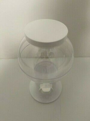 £3.99 • Buy Sweet Dispenser - Body Only Brand New White/Clear Confectionary Sweet Dispenser