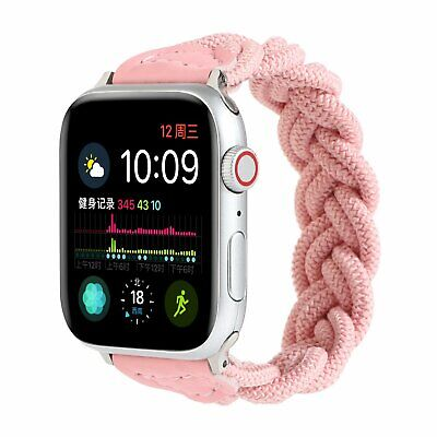 $10.75 • Buy Elasticity Soft Fashion Loop Band Strap For Apple Watch IWatch Series 6/5/4/3 SE