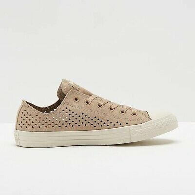 £39.99 • Buy Converse Unisex Chuck Taylor All Star Perforated Suede Casual Lace Up Trainers