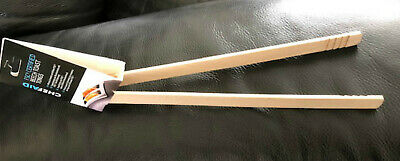 £2.75 • Buy Toast Tongs By Chef Aid In Beech Wood - 30cms - Toaster/salad Serving Utensil