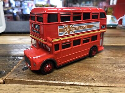 $ CDN12.70 • Buy Disney Cars 5  Double Decker London Bus - Metal & Plastic