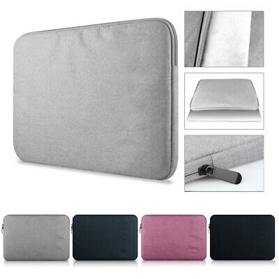 AU13.98 • Buy Laptop Sleeve Bag Case MacBook HP Dell Lenovo 13.3 15.6 Inch Notebook Case AU!