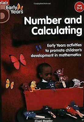 £3.58 • Buy Number And Calculating (Belair - Early Years), Moseley, Cherri, Used; Good Book