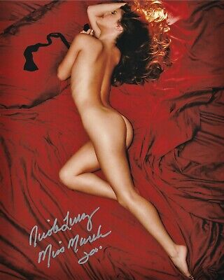 $ CDN43.73 • Buy Nicole Lenz 03/2000 Playboy Playmate Sexy Signed Photo  (in2)