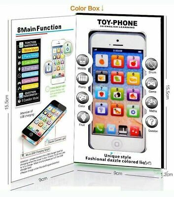 £5.59 • Buy Y-PHONE EDUCATIONAL + FUN TOY Children's Mobile Phone Toy 3+