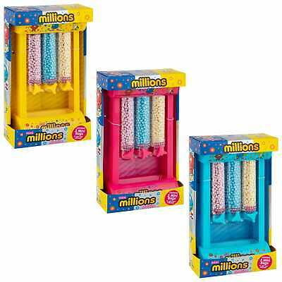 New Tiny Millions Sweet Dispenser Machine Kids Boys Girls 3 Mini Bags Included • 8.95£