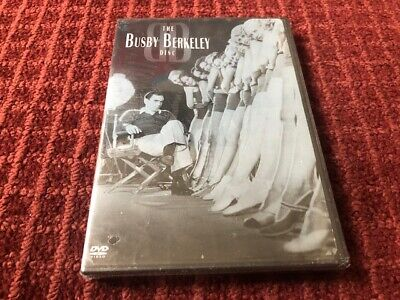 £36.36 • Buy The Busby Berkeley Disc DVD *Brand New Sealed*