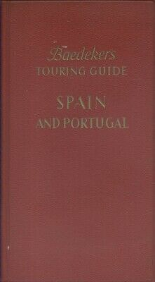 £17.02 • Buy Baedeker's Touring Guide. Spain And Portugal.